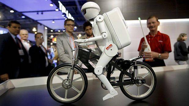 Robots última generación